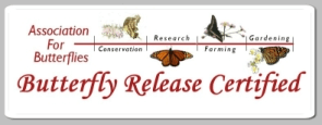Association For Butterflies - Butterfly Release Certified