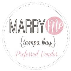 Marry Me Tampa Bay - Preferred Vendor