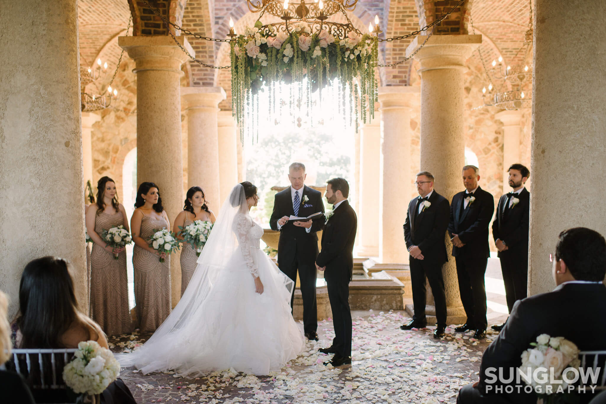 Bella Collina Wedding.To See Or Not To See Special Moments Events