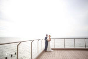 special moments event planning - tammy waterman - opal sands resort - clearwater beach wedding - clearwater beach wedding planner - bride and groom