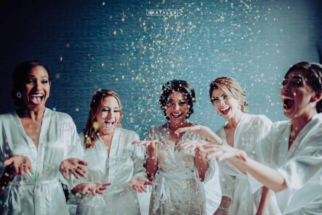Events by special moments - bridal party - Tampa wedding. - Tampa wedding planner - the vault