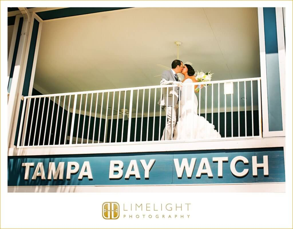 Tampa Bay Watch - Fort de soto wedding