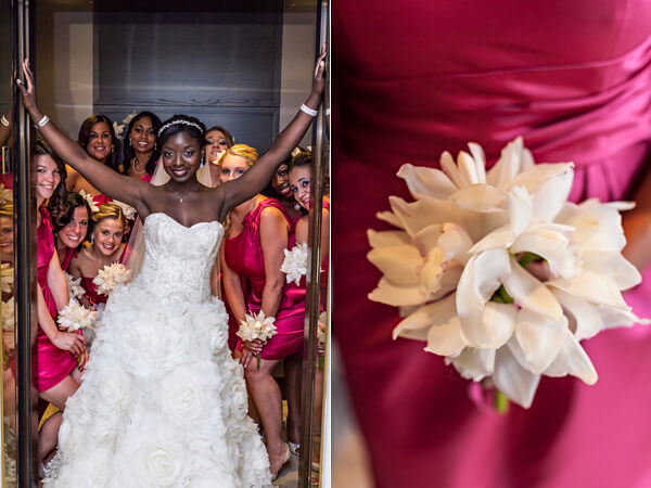 Nigerian wedding - Bright colorful weddings