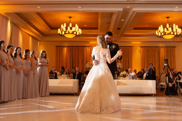 Clearwater beach weddings – clearwater beach Jewish wedding – Sandpearl Resort weddings - first dance
