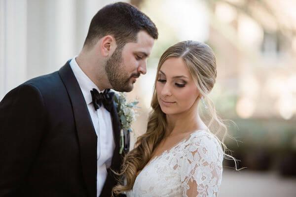Clearwater beach weddings – clearwater beach Jewish wedding – Sandpearl Resort weddings -bride and groom