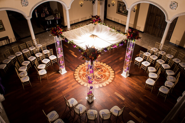 Events by special moments – Tampa Wedding Planner – Special Moments Event Planning – Avila Country Club – Moroccan Wedding - Jewish wedding ceremony