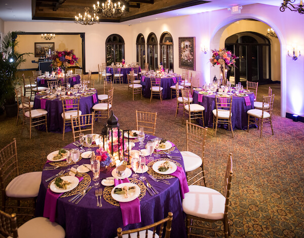 Events by special moments – Tampa Wedding Planner – Special Moments Event Planning – Avila Country Club – Moroccan Wedding -wedding reception
