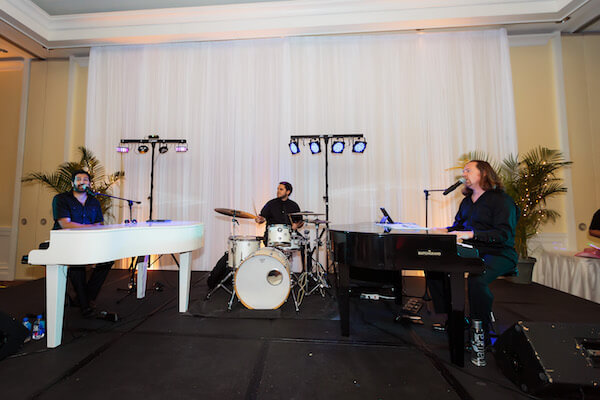 Events by Special Moments – Special Moments Event Planning – Clearwater Beach Wedding – Sand Pearl Resort – Clearwater Beach Wedding Planner – dueling pianos