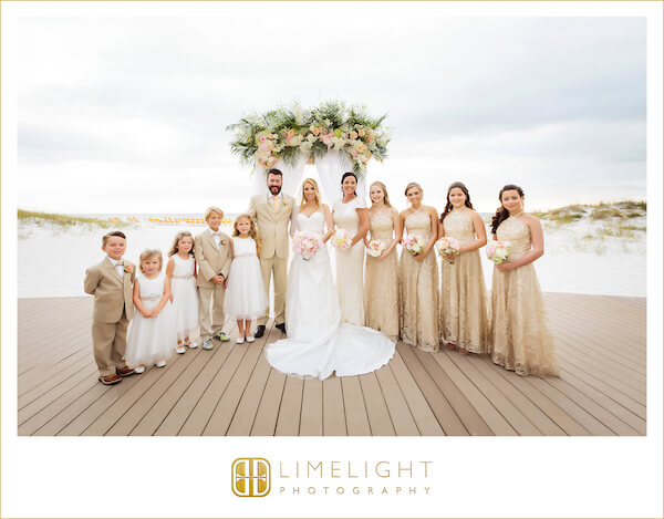 Events by Special Moments – Special Moments Event Planning – Clearwater Beach Wedding – Sand Pearl Resort – Clearwater Beach Wedding Planner - wedding party