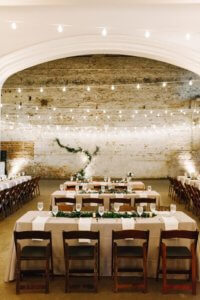 Special Moments Event Planning – Tampa Wedding – Tampa Wedding Planner- Tampa Wedding Reception – Rialto Theater -market lights