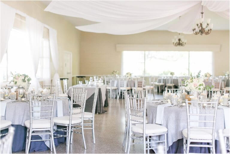 Special Moments Event Planning – Tampa Wedding Planner – Davis Island Garden Club – Davis Island Garden Club Wedding - wedding reception