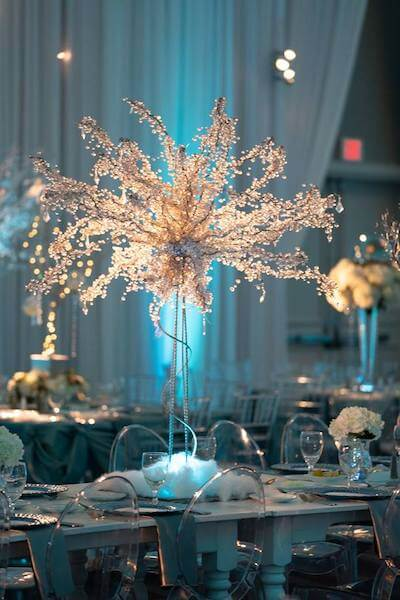 Special Moments Event Planning – Tampa Wedding Planner – Master Wedding Planner - Grand Hyatt Tampa – Association of Bridal Consultants - crystal trees