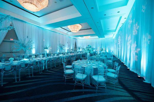 Special Moments Event Planning – Tampa Wedding Planner – Master Wedding Planner - Grand Hyatt Tampa – Association of Bridal Consultants - winter wonderland
