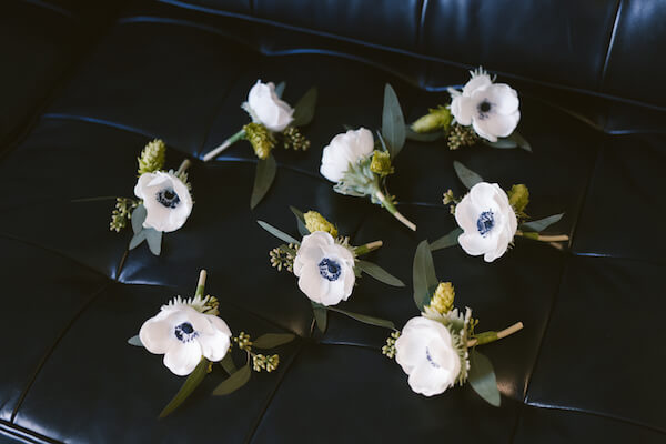 Special Moments Event Planning – Tampa Wedding Planner – Tampa Bay Wedding Planner- Tampa Wedding – Armature Works wedding - boutonnieres