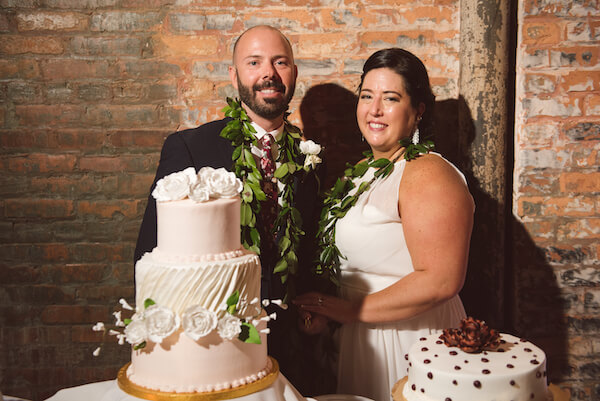 Special Moments Event Planning – Tampa Wedding Planner – Tampa Bay Wedding Planner- Tampa Wedding – Armature Works wedding - cake cutting