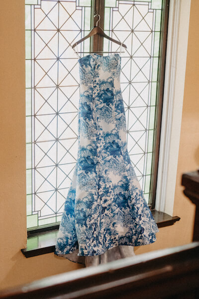 St Petersburg wedding planner – events by special moments – gulf coast wedding planner - blue wedding gown