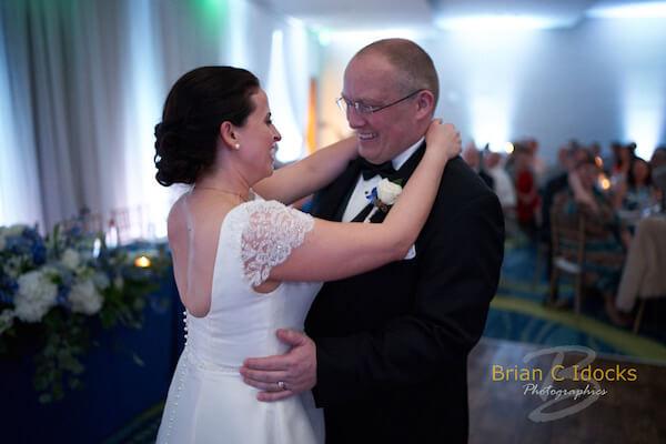 Opal Sands Wedding- Clearwater Beach Weddings – Clearwater Beach Wedding Planner - first dance