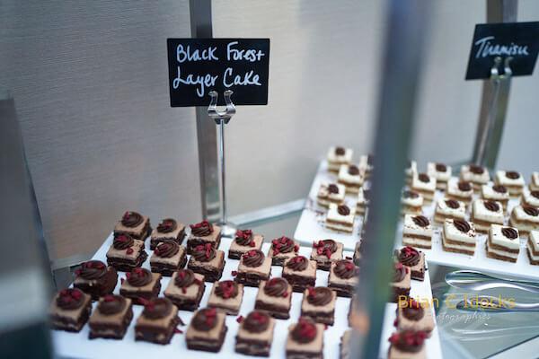 Opal Sands Wedding- Clearwater Beach Weddings – Clearwater Beach Wedding Planner - dessert station