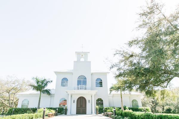 Safety Harbor wedding ceremony -Harborside Chapel – Harborside Chapel wedding ceremony – Palm Harbor wedding