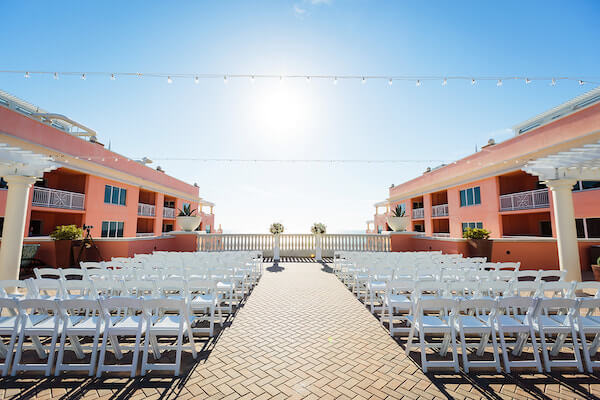 Clearwater Beach Wedding – Hyatt Regency Clearwater Beach – Clearwater Beach wedding planner - Skytop wedding