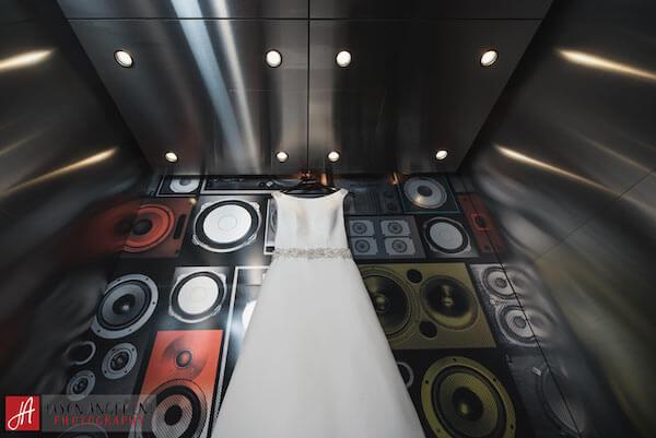 The Vault – Tampa Wedding Venue – Tampa Wedding Planner - wedding gown