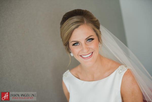 The Vault – Tampa Wedding Venue – Tampa Wedding Planner - bride