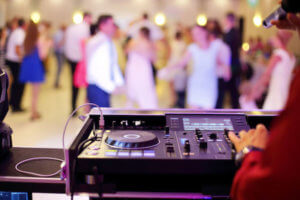 Wedding Reception - wedding dj