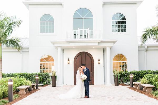 Harborside Chapel – Harborside Chapel wedding ceremony – Palm Harbor wedding
