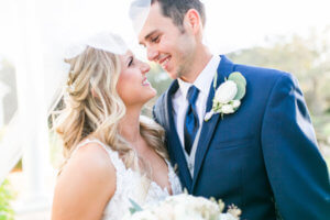 bride and groom - just married - Tampa Bay wedding - Special Moments Event Planning