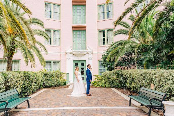 St Pete wedding – St Petersburg wedding planner – Vinoy Hotel - firstlook