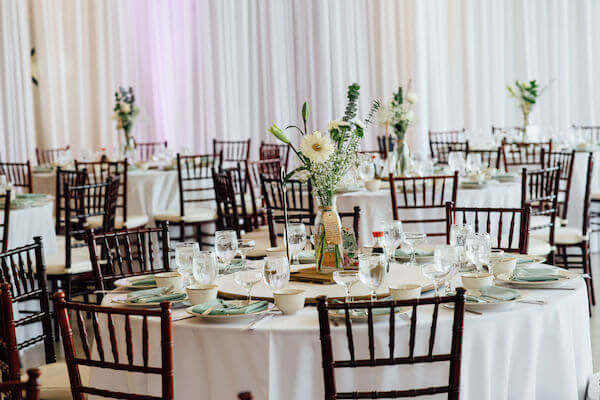 Tampa wedding planner- Special Moments Event Planning – Tampa Garden Club wedding - wedding reception - wedding banquet