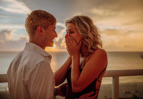 Special Moments Event Planning - Hyatt Regency Clearwater Beach - wedding proposal - She Said YES - Engagement Story