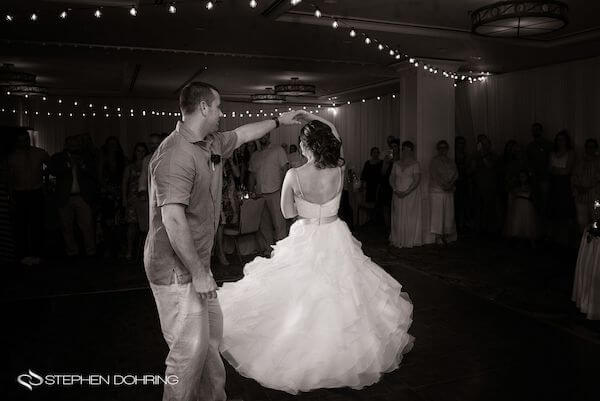 Special Moments Event Planning - Sandpearl Resort - Clearwater Beach Wedding - first dance