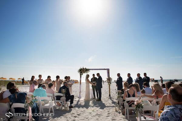 Special Moments Event Planning – Clearwater Beach wedding planner- Sandpearl wedding – Clearwater Beach wedding - beach wedding