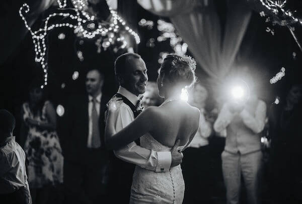 picking your wedding photographer - lifestyle photography - wedding photography - first dance
