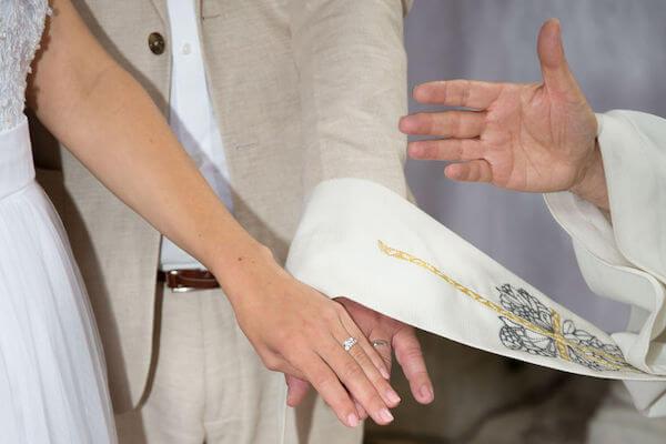 hand fasting - hand fasting ceremony - wedding ceremony - unique wedding ceremony ideas