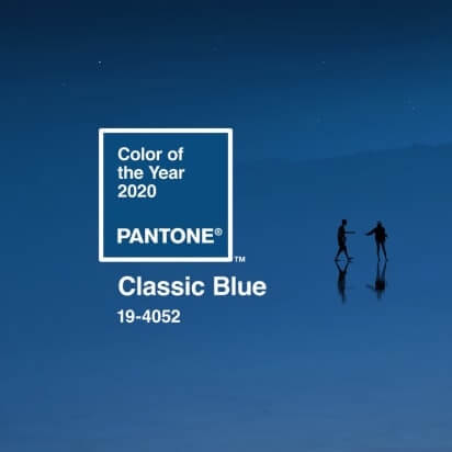 Pantone Color of the Year 2020 - 2020 wedding trends - wedding trends - Classic Blue - something blue