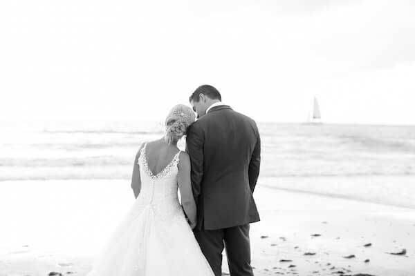 Sandpearl Resort – Sandpearl Wedding – Clearwater Beach Wedding – Greek wedding – Clearwater Beach wedding planner – Special Moments Event Planning - bride and groom - bride- groom - bride and groom on Clearwater Beach