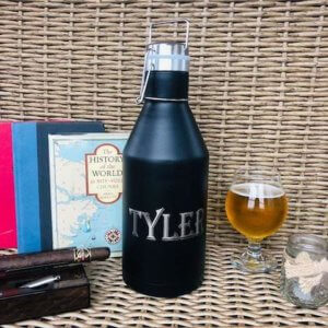 Groomsmen - Groomsmen gifts - personalized growlers - personalized groomsmen gifts