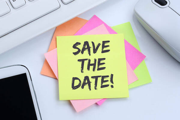 save the date - postponing your wedding during the COVID 19 quarantine - new wedding date after quarantine