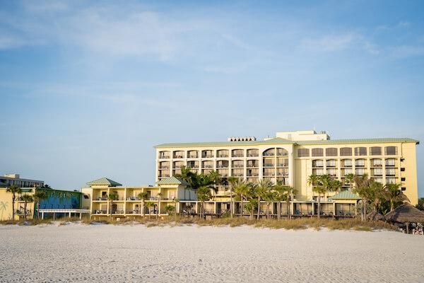 Sirata Beach Resort - Saint Pete Beach - Saint Pete beach weddings