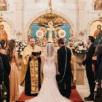 Saint Petersburg Florida Greek Orthodox wedding ceremony