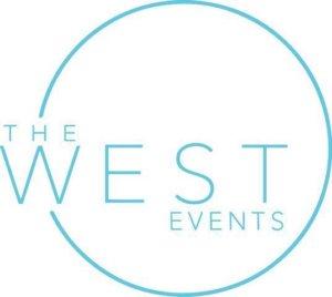 Logo for Madeira Beach wedding venue The West Events