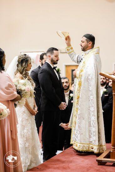 Syrian wedding ceremony in Tarpon Springs