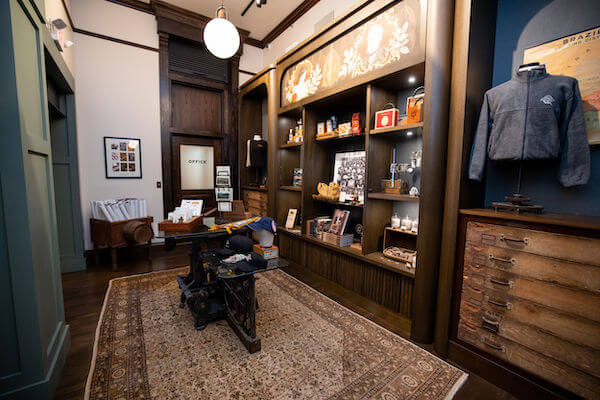 Cigar Factory Store at the JC Newman Cigar Co in Tampa Florida