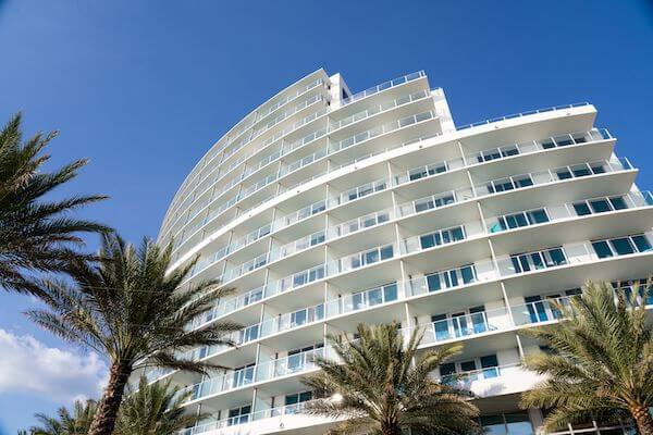 Opal Sands Resort on Clearwater Beach