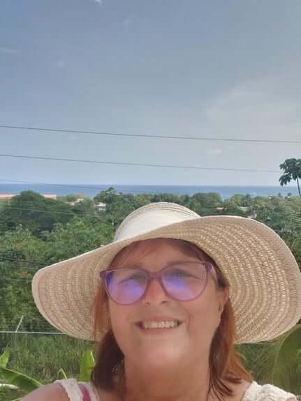 Certified Sandals Specialist Tammy Waterman at the Sandals Ochi Beach Club Resort